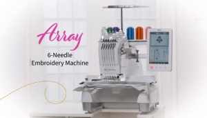 New!... Baby Lock Array